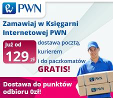 Darmowa dostawa poczt�, kurierem oraz w Paczkomatach InPost!