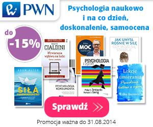 Psychologia - doskonalenie i samoocena do -15%