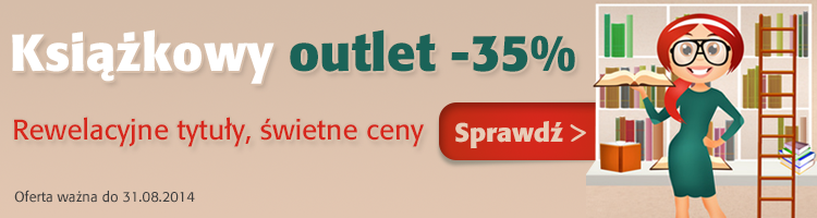 Ksi��kowy OUTLET do -35%
