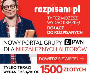 Nowy portal Grupy PWN dla niezale�nych autor�w