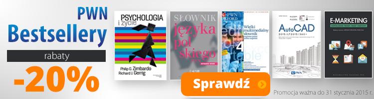 Bestsellery PWN 2014!