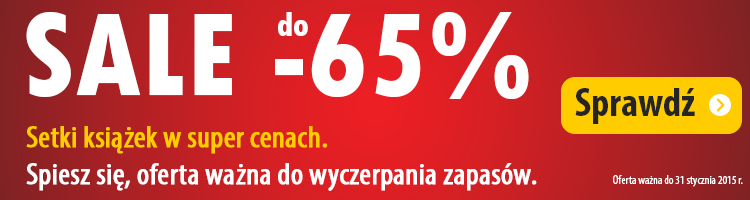 Wielka wyprzeda� do -65%