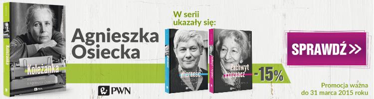 Agnieszka Osiecka -15%