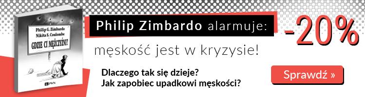 Nowa ksi��ka prof. Philipa Zimbardo z rabatem -20%