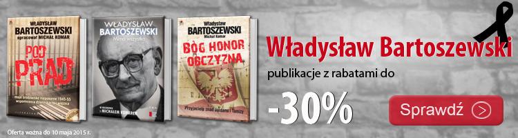 W�adys�aw Bartoszewski nie �yje!