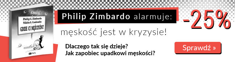 Nowa ksi��ka prof. Philipa Zimbardo z rabatem -25%