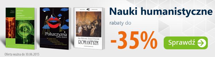 Historia, filologia polska i obca do -35%