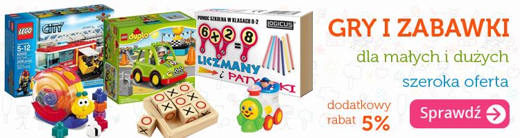 Zabawki - szeroki wyb�r