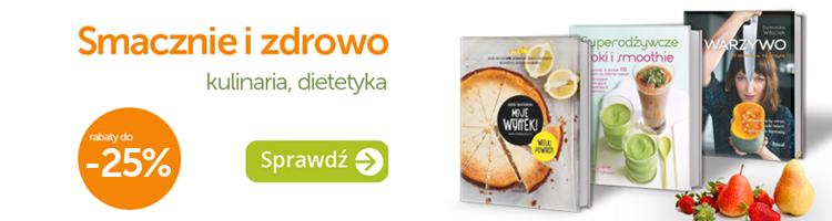 Kulinaria i dietetyka do -25%