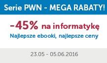 Serie PWN: informatyka -45%