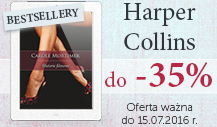 Ebooki Harper Collins do -35%