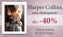 Harper Collins - seria Harlequin�w do -40%
