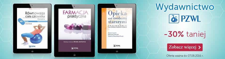 Medycyna: ebooki PZWL -30%