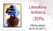 Literatura kobieca -30%