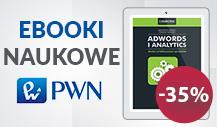 Ebooki naukowe PWN -35%